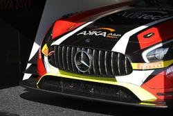 Akka ASP, Mercedes-AMG GT3