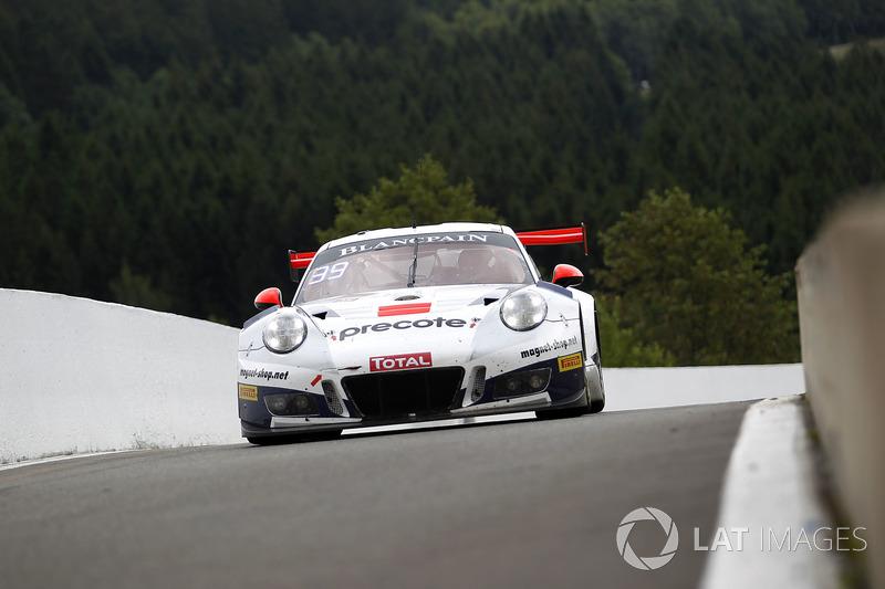 29. #912 Herberth Motorsport, Porsche 991 GT3 R