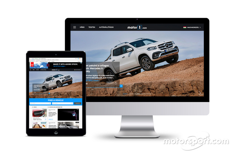 Motor1.com Ungarn