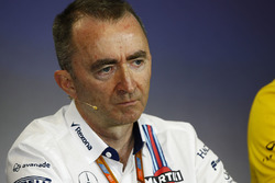 Paddy Lowe, technisch directeur Williams Formula 1
