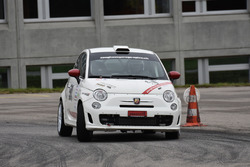 Beat Wyssen, Abarth  500 R3T, Team Rallye Top