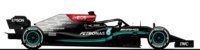 Mercedes F1 W12 EQ Power+