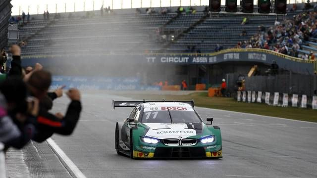 DTM: Assen - Race 1 Highlights