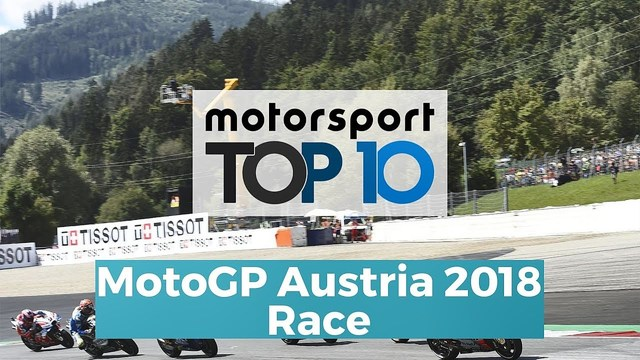 Top 10 Highlights Race | MotoGP Jerman 2018