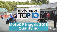 Top 10 Highlights Qualifying | MotoGP Jerman 2018