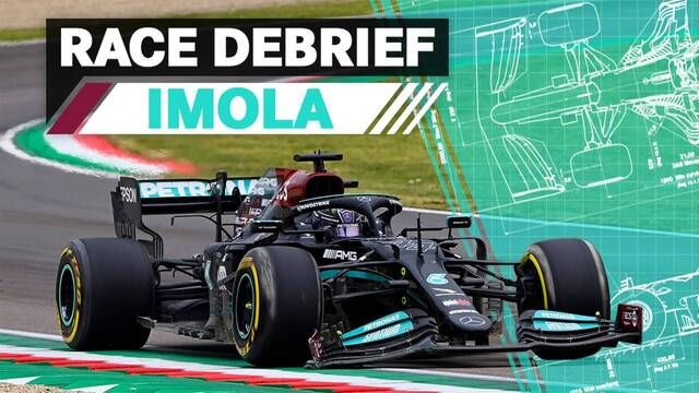 Crash Damage, Gravel Traps & More | Emilia Romagna GP F1 Race Debrief