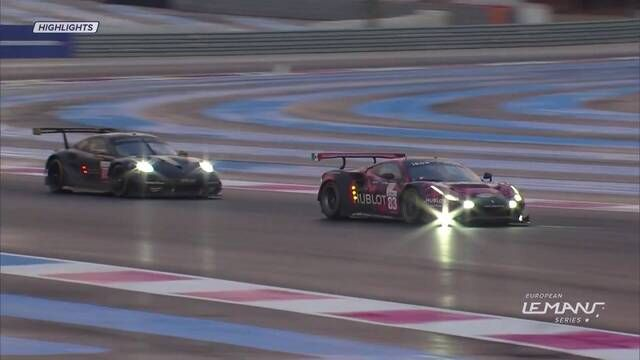 European Le Mans Series: Le Castellet II - Race start