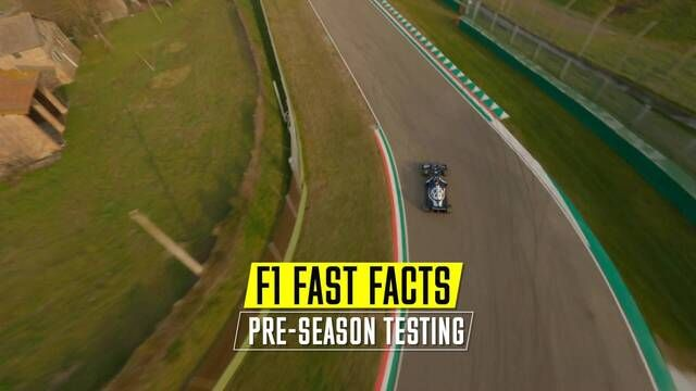 F1 Fast Facts: Pre-Season Testing