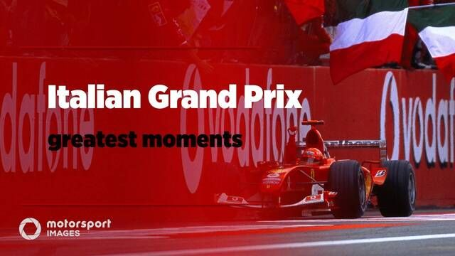 Grand Prix Greats – İtalya GP en iyi anlar