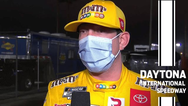 Kyle Busch ready to have 'a better go round' next week