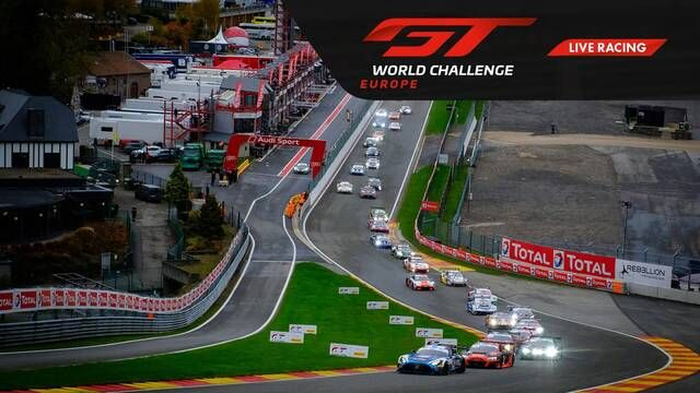 En Vivo: la carrera de las 24 Horas de Spa
