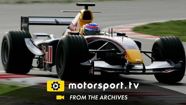 Neel Jani: flat out during Red Bull Tunnel Crossing 2009
