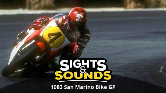 Sights & Sounds: Imola 1983