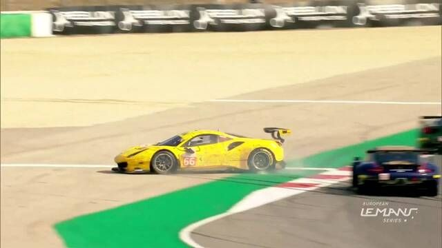 ELMS: 4 Hours of Portimao race highlights