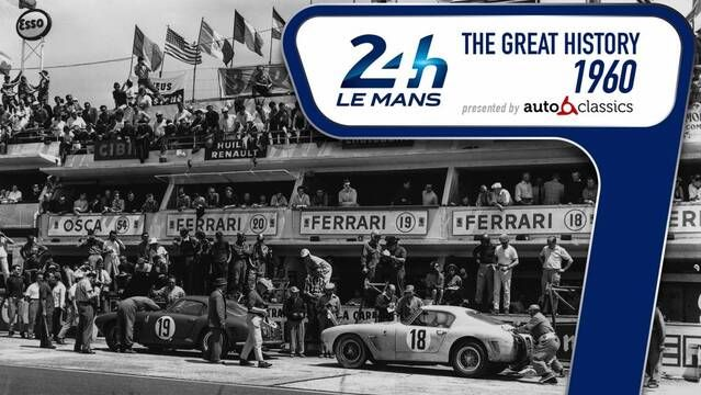 24 Hours of Le Mans - 1960