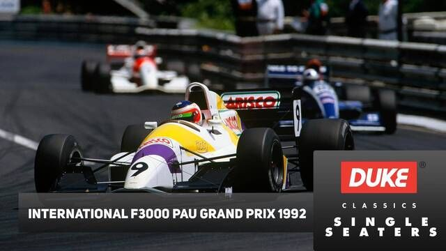 Duke Video: F3000 International Pau Grand Prix 1992