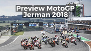 Preview MotoGP Jerman 2018