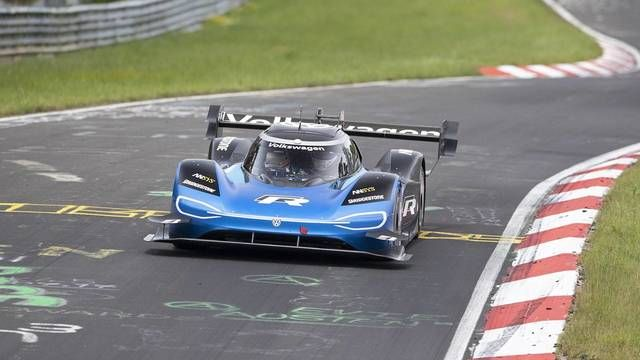 Full Lap: Volkswagen ID.R record lap on the Nordschleife