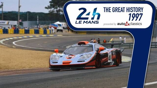 24 Hours of Le Mans - 1997