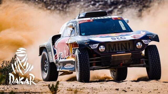 Dakar-Highlights 2021: Etappe 4 - Autos