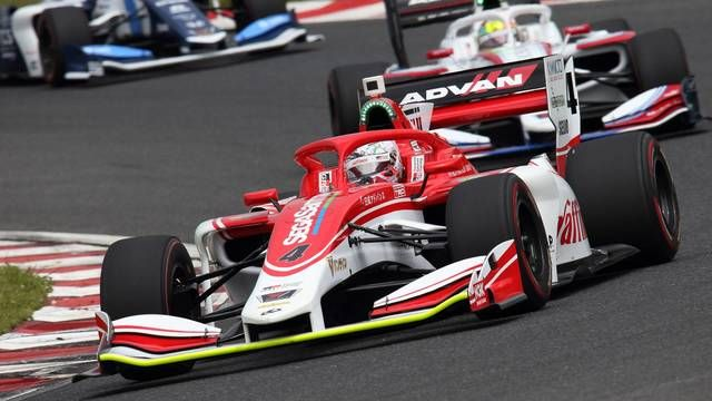Super Formula: Round 5 - Twin Ring Motegi