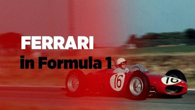 Grand Prix Greats - Ferrari in F1