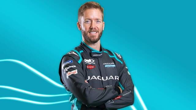Jaguar Racing: Sam Bird Reveal