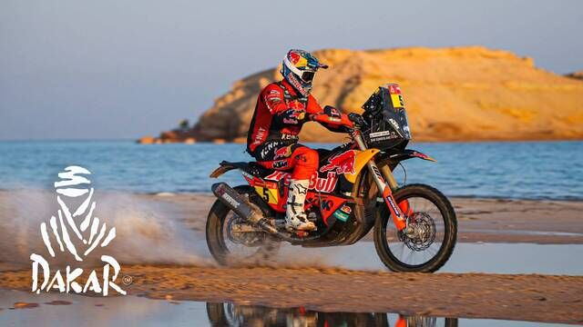 Dakar 2021: Stage 9 Highlights - Bikes and Quads
