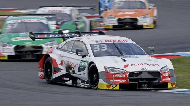 DTM: Lausitzring - Race 2 Highlights