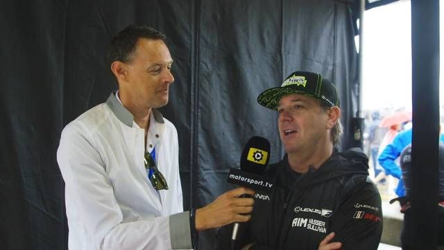 Sebring insights with Lexus Racing's Jimmy Vasser