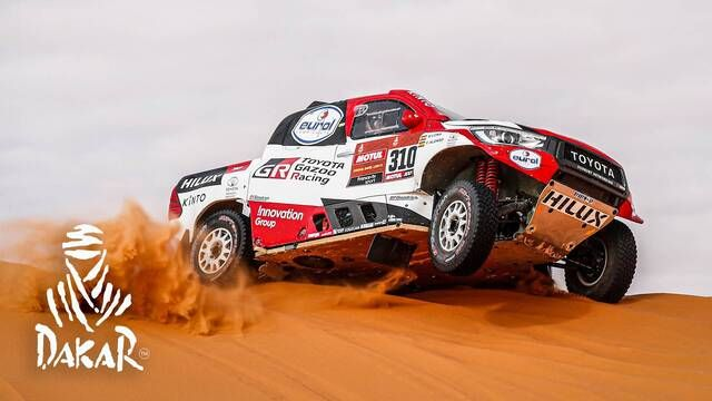 Dakar 2020: Day 6 Highlights - Cars and SSV