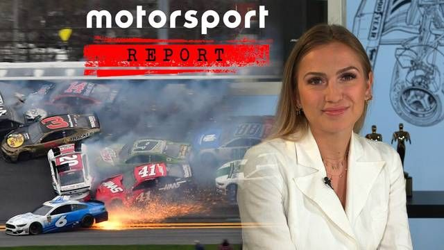 17-car Wreck at Daytona's Clash