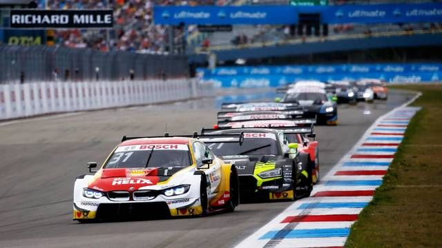 DTM: Assen - Race 2 Highlights