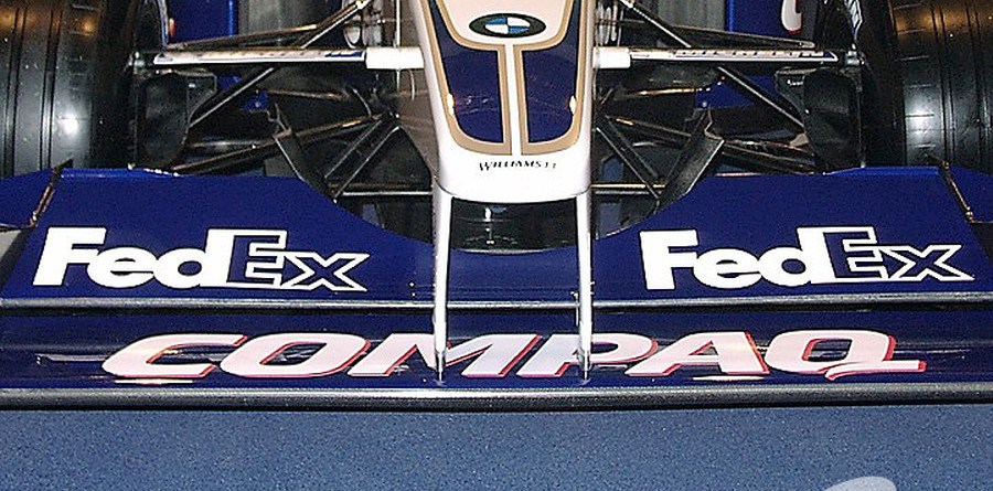 FedEx signs with BMW WilliamsF1