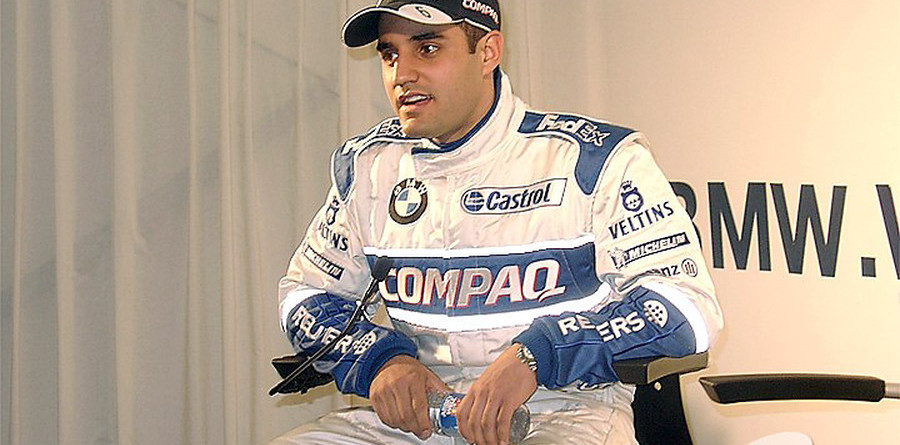 Juan Pablo Montoya speaks out about his first year