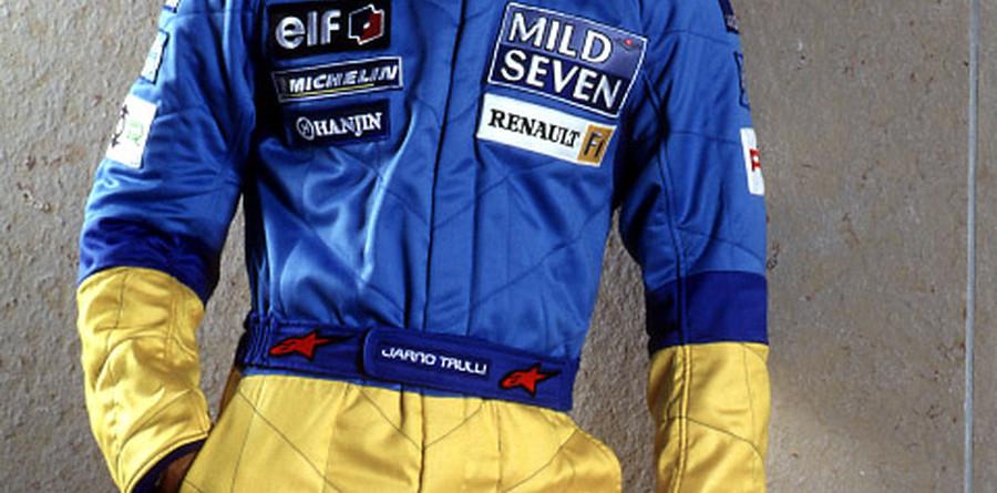 Renault works returns 100% to Formula One
