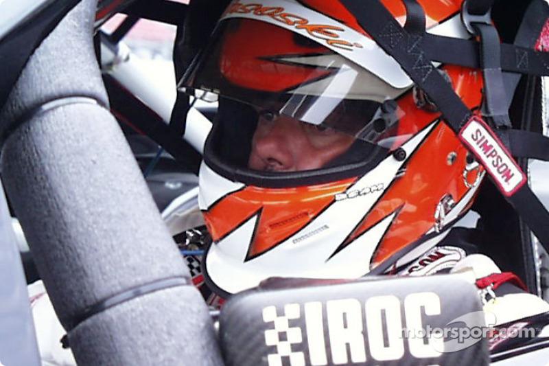 Daytona: Danny Lasoski practice notes
