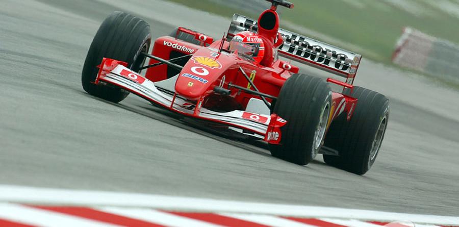 Ferrari and Williams battle in Malaysian qualifying