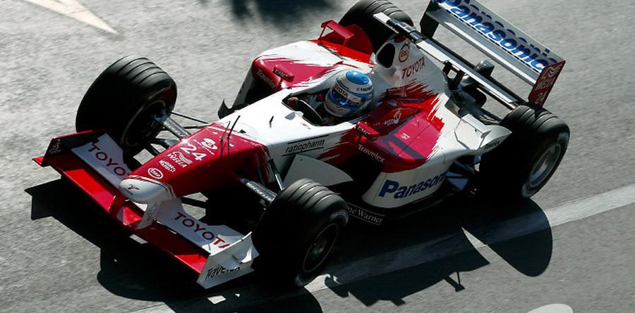 Salo deliberately crashed in Monaco