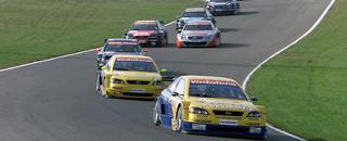 DTM Opel continues driver assessments