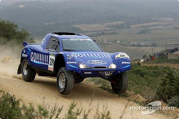 Dakar: Gauloises Racing stage three report