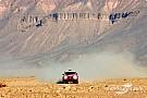 Dakar: Nissan stage eight report