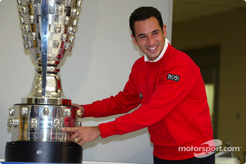IRL: Castroneves preparing for attempt at third Indy 500
