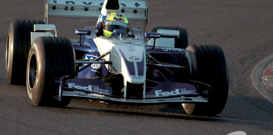 Williams behind with aero development