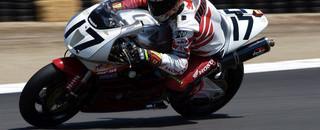 AMA Miguel Duhamel wins fourth Daytona 200