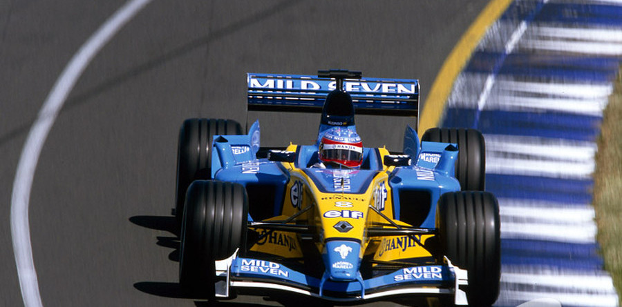 Renault hunting down first win