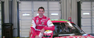 ALMS CHAMPCAR/CART: Max Papis tests Winston Cup car