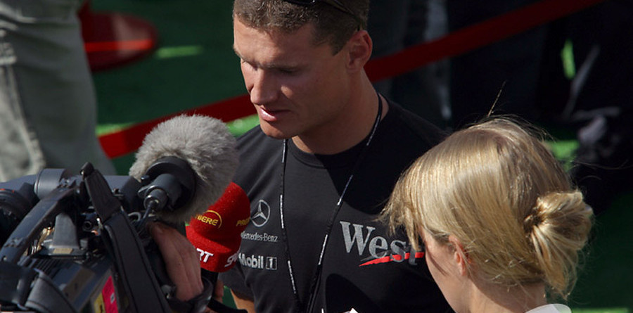Coulthard critical of qualifying
