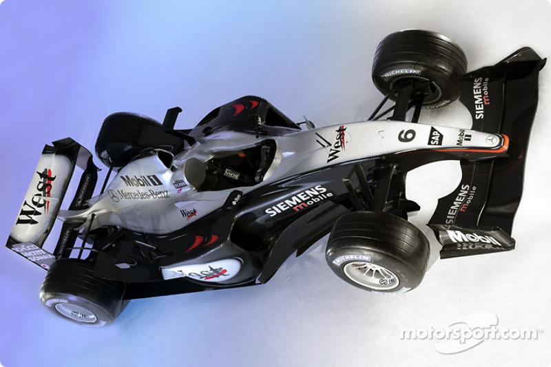 Introducing the McLaren MP4-18