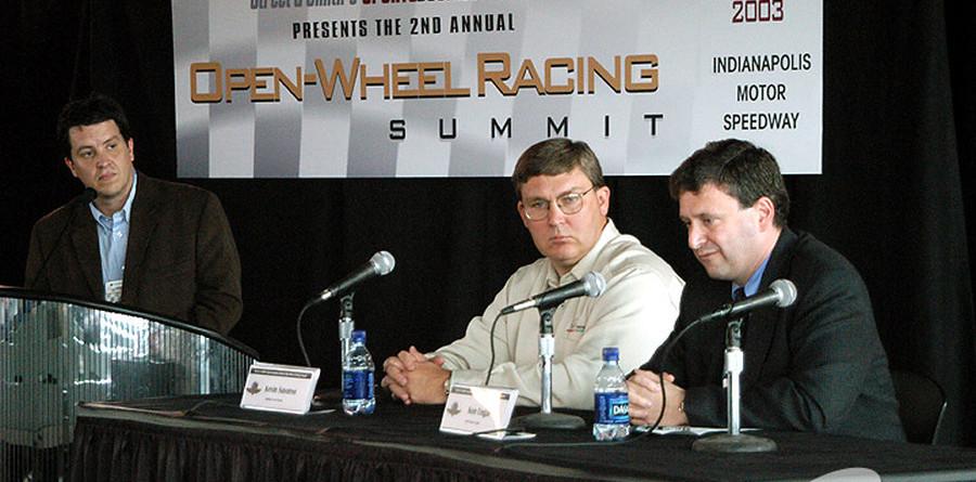 IRL: Open-Wheel Racing Summit roundup